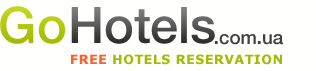 GoHotels - Free online reservation for hotels all over Ukraine.